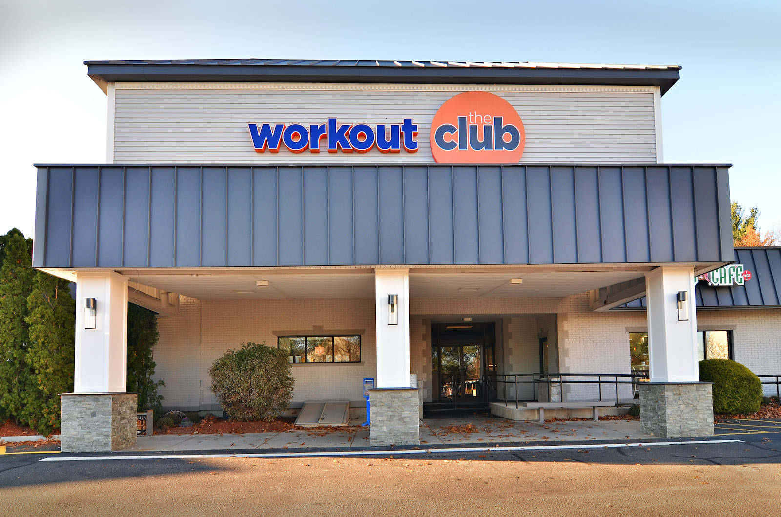New Hampshire's full service fitness facilities at the Workout Club