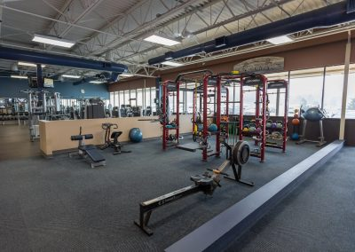 Functional MX 4 Training Space at Workout Club in Manchester