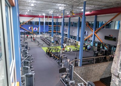 Great gym space at Workout Club in Salem copy