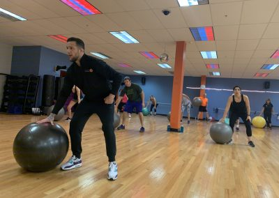 Group Fitness Classes at Salem