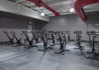 Indoor Spin Classes at Workout Club in Londonderry