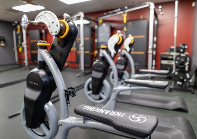 MX4 Training Space at Workout Club in Londonderry