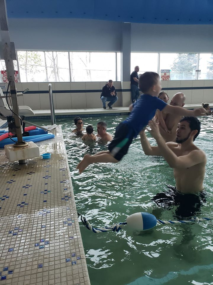 Swim Lessons at Workout Club
