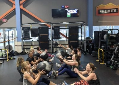 Find Strength in Numbers with Small Group Workouts at the Workout Club